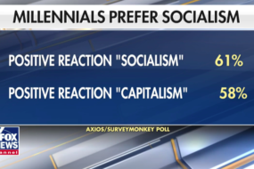 Andy Puzder: Socialism vs. Capitalism – I want my grandchildren to know this story could only happen here
